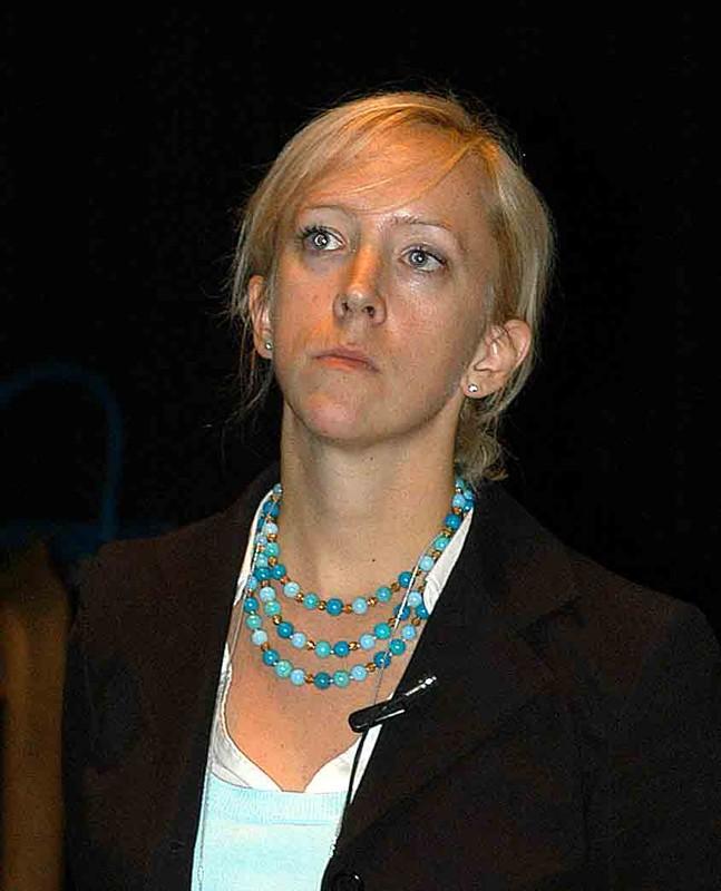 Jenna Jadin (AIBS Public Policy Office)