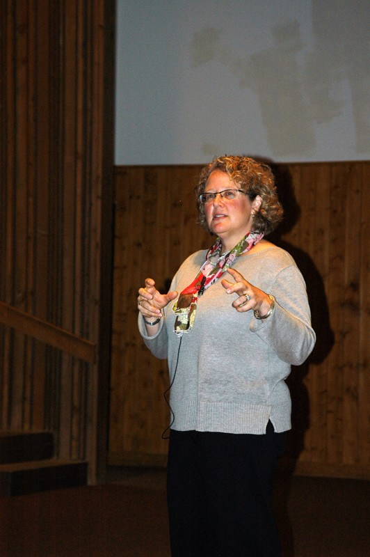 Carol Brewer (University of Montana)