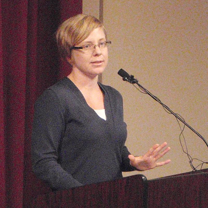 Kelli Larson (CAP)