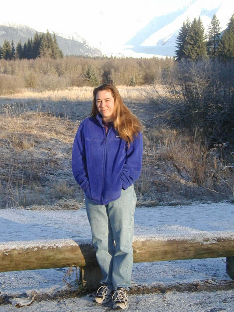 Chelsea Crenshaw, newly elected LTER Network Graduate Committee Co-Chair