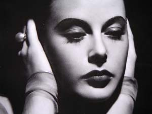 Film legend Hedy Lamarr and composer George Antheil invented spread-spectrum