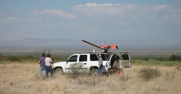 Bat-3 UAV