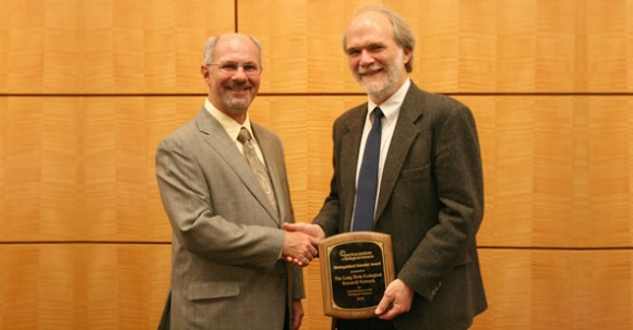 LTER Awarded 2010 AIBS Distinguished Scientist Award