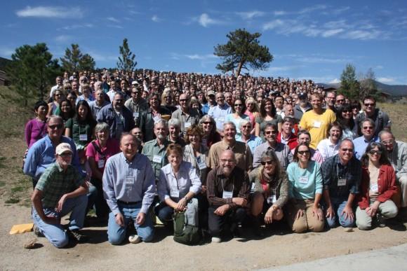 ASM 2012 participants