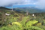 Meteorological station in the Luquillo Mountains, Puerto Rico