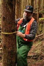 Mark Harmon, Andrews Forest LTER Scientist