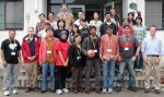 GCOE-INeT Summer School 2009 participants