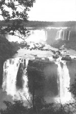 Foz de Iguaçu, Brazil, site of the Latin American Regional ILTER meeting, June 1