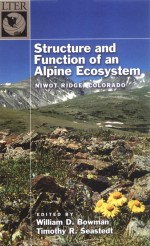The Structure and Function of an Alpine Ecosystem: Niwot Ridge, Colorado