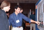 John Norman discusses his poster at the 2007 Shortgrass Steppe Symposium