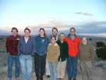 Participants from the 2007 Phenology across LTER workshop