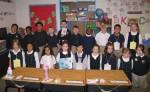 First-grade classroom in Stafford, Virginia