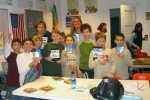 Cub scouts in Germany