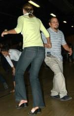 Dancing at ASM 2009