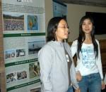 Chatting at ASM 2009
