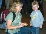 Child at ASM 2009