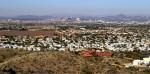 Evidence of land fragmentation in Phoenix. Photo: Milan Shrestha