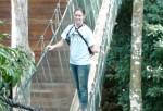 Jennifer Holm, a graduate student at the University of Virginia