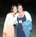 Kim and Sally at 2012 LTER ASM