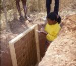 Malawi soil profile