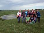Diatom campers field trip