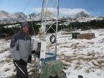 snow depth measurement