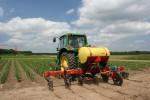 KBS corn fertilizing