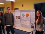Students at PIE Coastal Science Conference