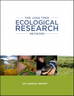 2014 LTER Annual Report Cover