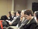A section of the audience during the 2010 LTER Mini-Symposium at NSF